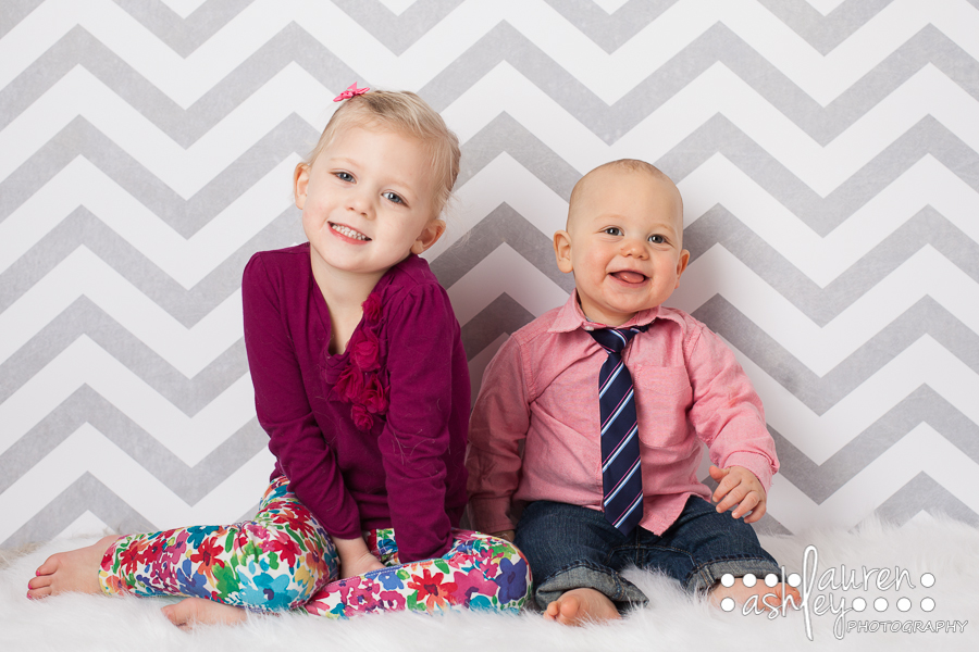 Cedar Rapids Children's Photographer | Home Studio Photography