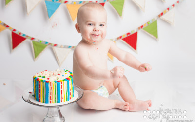 Cake Smash Photography | First Birthday Photos